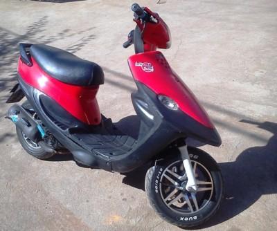 moto scooter jog pro
