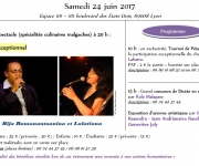 Festival de Madagascar - Dîner-spectacle Rija Ramanantoanina & Lalatiana image 0