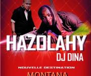 SOIREE HAZOLAHY-DJ DINA PARIS-SAM 21 OCT