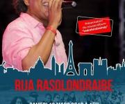 Rija Rasolondraibe à Paris - Présentation album