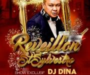 REVEILLON 2019 NANTES SET DJ DINA