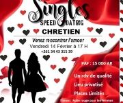 SPEED DATING CHRETIEN