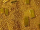 vente de poudre et lingot d'or